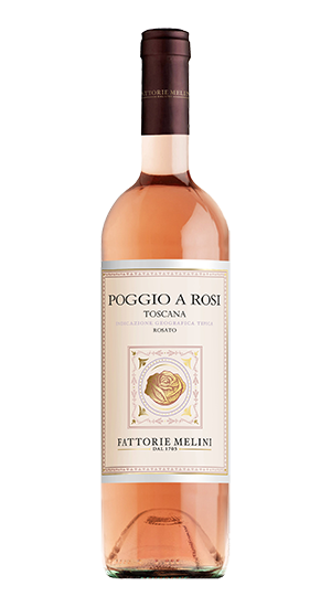 POGGIO A ROSI Rosato Toscana IGT