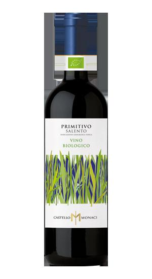 PRIMITIVO SALENTO IGT - CASTELLO MONACI