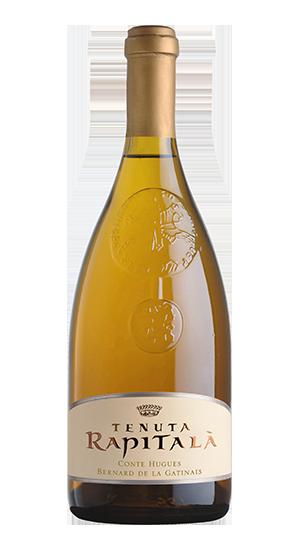 CONTE HUGUES Chardonnay Terre Siciliane IGT