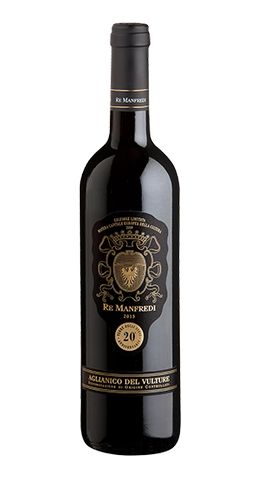 RE MANFREDI Aglianico del Vulture DOC LIMITED EDITION